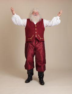 Santa's New Vest