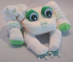 Baby Shower Idea Diaper Frog KL1030D