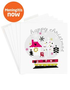 Festive Charity Christmas Cards