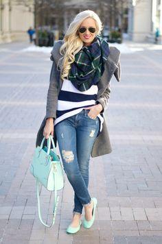 Mckenna Bleu/ winter style
