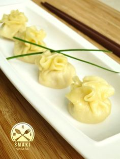 Asian Recipes, Ethnic Recipes, Dim Sum, Kimchi, Dumplings, Sushi, Garlic, Food And Drink, Cooking Recipes