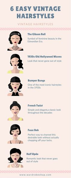 42 great ideas vintage hairstyles easy hair style # hair # hairstyles # style – # hair # hairstyles # easy # ideas - My PT Sites Casual Hairstyles, Retro Hairstyles, Elegant Hairstyles, African Hairstyles, Fairy Hairstyles, Hairstyles Men, Wedding Hairstyles, Edwardian Hairstyles, Fashion Hairstyles
