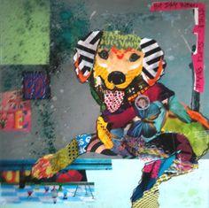 Sophie Goureau Artiste PeintreAnimal art