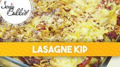 LASAGNE KIP | Sonja Bakker recept
