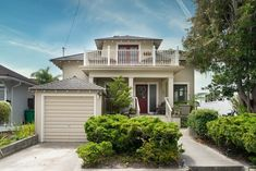 $1448000 - 721 Eardley Avenue, Pacific Grove 93950 - 4 beds / 2 baths #monterey #montereyhomes #montereyrealestate #montereyrealtor #93950 #Pacific Grove #montereyProperties Ideally located delightful two-unit home in Pacific Grove. The larger bottom unit features two bedrooms and one bathroom, hardwood floors, and high ceilings. With features like built-in cabinetry and skylights, this unit is spacious and inviting. The upstairs unit has two bedrooms and one bathroom and a spacious deck… Pacific Grove California, Monterey California, California Real Estate, California Homes, Monterey Park, Monterey County, Real Estate Houses, Estate Homes, Skylights