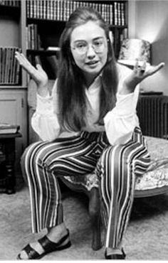photos of hillary clinton as a hippie | Hillary Clinton, jeune
