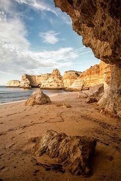 Beach - Benagil, Faro, Portugal