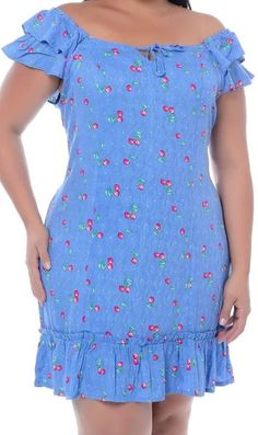 Best Casual Dresses, Casual Summer Outfits, Plus Size Summer Dresses, Plus Size Outfits, Vestidos Plus Size, Women's Fashion Dresses, Dress Patterns, African Fashion, Plus Size Fashion