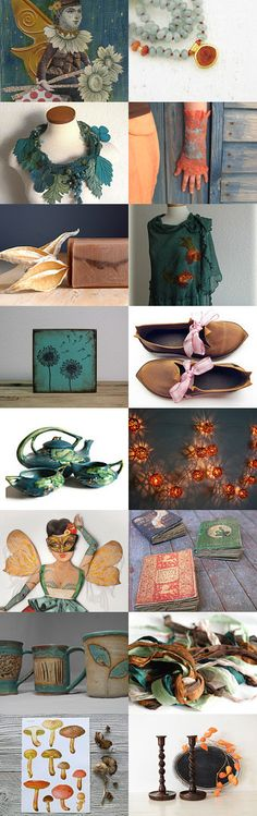 If you love nature and adore Fairies and appreciate handmade, check out this Treasury Collection: Fairies Among Us by Artesserae on @Etsy Pinned with TreasuryPin.com