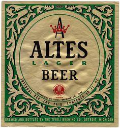 Altes Lager Beer