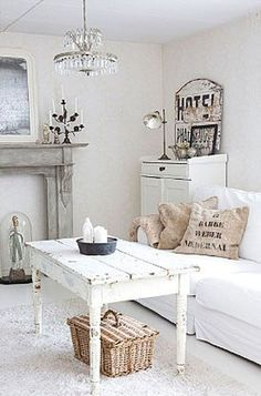 Cool 88 Enchanted Shabby Chic Living Room Decoration Ideas. More at http://88homedecor.com/2017/12/13/88-enchanted-shabby-chic-living-room-decoration-ideas/