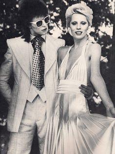 David Bowie in Emanuelle Khanh - 1980