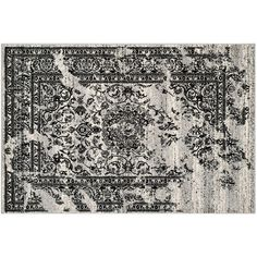 Safavieh Adirondack Caliope Framed Floral Rug, Multicolor