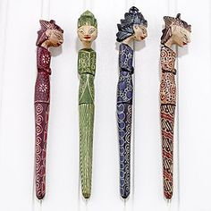 cool pens made in Indonesia