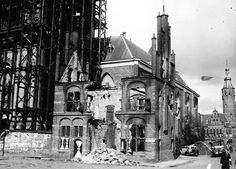 Hoofdwacht Groningen 1945