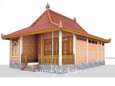 12 Ide Desain Rumah Jawa Joglo Limasan Desain Rumah Rumah Desain