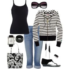 Summer Fun, created by tgay on Polyvore