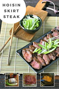 A quick Gluten Free flavor packed marinade that makes Skirt Steak irresistible!