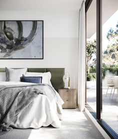 Bed Frame And Headboard, Brand Building, How Are You Feeling, Interior, Bedding, Bedrooms, Casual Outfits, Furniture, Lighting