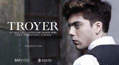 Agustina Troyer aborda la indumentaria masculina con acentuadas experimentaciones con morfologías y texturas.