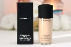 MAC Studio Fix Fluid Foundation | Review - My New Holy Grail Foundation ~ Lipgloss and Lashes | A UK Beauty Blog