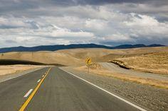 ruta 40 - Patagonia el nuevo trazado y el viejo, de ripio