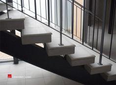 Veja como ficou! Degraus - Betão Armado Normal - Marmocim com 3 rasgos -- Take a look! Steps - Reinforced Concrete - Marmocim with 3 cuts  #acl #aclouro #aclweb #acimenteiradolouro #betão #concrete #degraus #concretesteps #arquitetura #architecture #design