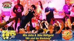 """Mia Julia & Ikke Hüftgold mit """"""""Wir sind der Bierkönig"""""""" beim Mallorca Opening 2015 im Bierkönig. Mallotze Hits 2015: http://mallorcahitstv.de/mallotze-hits/ http://mallorcahitstv.de/2015/06/mia-julia-ikke-hueftgold-wir-sind-der-bierkoenig-mallorca-2015/"""