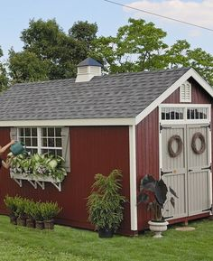 Another Garden Storage Shed From Lancaster Pa See The Four