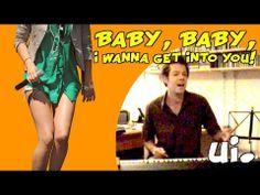 eurovision song contest der improvisation: baby baby!