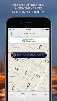 5/2015 itunes  Uber by Uber Technologies, Inc.