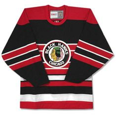 Chicago Blackhawks Jersey History - CoolHockey Blackhawks Jerseys cafc6327304