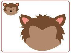 Busy Little Bugs - Halloween playdough mats werewolf make a face Fine Motor Activities For Kids, Toddler Activities, Teaching Kindergarten, Preschool, Wise Owl, Animal Faces, Album, Learning Games, Werewolf