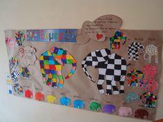 ΤΟ ΠΑΡΑΜΥΘΙ ΕΧΕΙ ΑΡΧΙΣΕΙ ...: ΕΛΜΕΡ, Ο ΠΑΡΔΑΛΟΣ ΕΛΕΦΑΝΤΑΣ Ομαδικό κολάζ με τ... Diy For Kids, Crafts For Kids, Arts And Crafts, Elmer The Elephants, Kindergarten Teachers, Eyfs, Bunt, Bullying, Fairy Tales