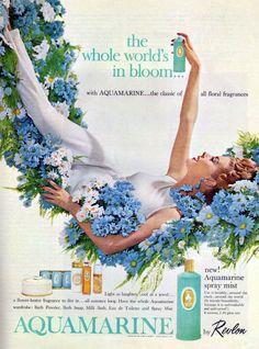 Revlon Aquamarine - 1962
