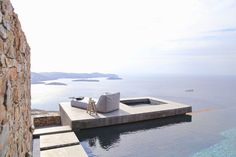 Block722 Designs a Summer Residence on the Island of Syros in Greece
