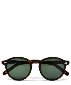 Moscot Tortoiseshell Miltzen 49 Sunglasses | Accessories | Liberty.co.uk …