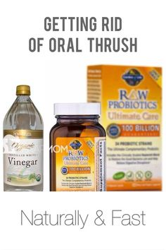 Getting Rid of Oral Thrush: Naturally and Fast | The Snap Mom