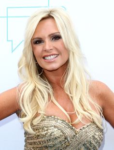 """Love Tamra Barney from the Real Housewives of Orange County.  I can't believe some of the stuff that comes out of her mouth, but that's why I love her!   She keeps the """"real"""" in Real Housewives, that's for sure!"""
