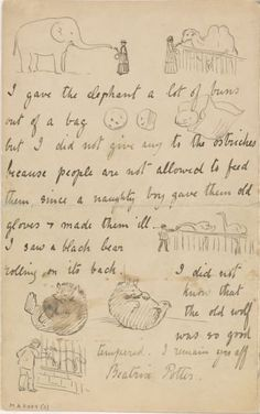 11 Reasons Beatrix Potter Was The Most Charming Pen Pal Ever