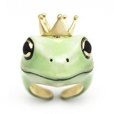 Frog Prince Ring // Village