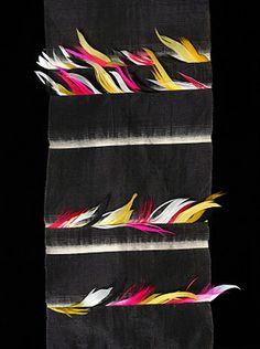 French textile artist, Janaina Milheiro