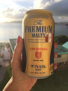 The Premium Malt's, Japan