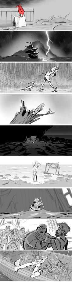 http://tekkoman.tumblr.com/post/152698576648/some-storyboard-panels-from-a-robinson-crusoe