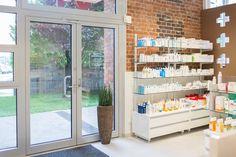 pharmacy design, apotheke