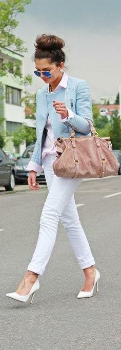 color combos, cloth, outfit, classi, idk whi, stylethat bag, closet, aqua, bags