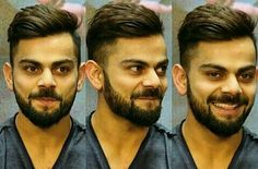 His smile, expressions