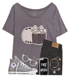 """What's Yalls Favorite Song Currently?"" by twaayy ❤ liked on Polyvore featuring Pusheen, Abercrombie & Fitch, Converse, Casetify, Kate Spade, Muse and Jaeger"