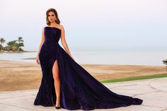 Strapless Dress Formal, Prom Dresses, Formal Dresses, Luxury Fashion, Fashion Trends, Style Fashion, Purple Dress, London Fashion, Dress Collection
