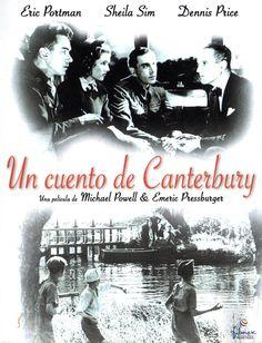 'Un racconto di Canterbury' (1944); regia: Michael Powell, Emeric Pressburger. Titolo originale: 'A Canterbury Tale'; titolo spagnolo: 'Un cuento de Canterbury'